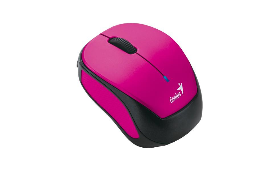 Genius Traveler 9000 Wireless Mouse Orange